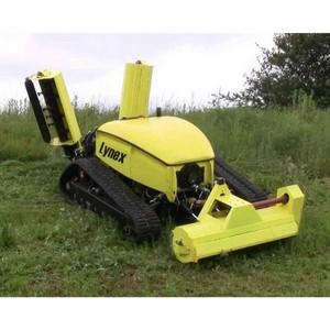 """ем полезен робот-газонокосилка? –азбираем Lynex"