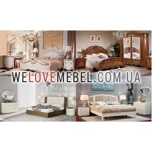 Сеть мебельных салонов Welovemebel обновила линейку спальных гарнитуров Premium-класса