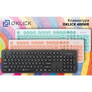 Клавиатура Oklick 400MR: печатай и работай на 360 градусов