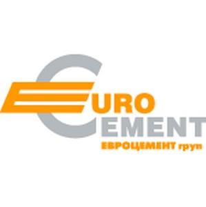 За первое полугодие «Евроцемент груп» отгрузил потребителям на 1 млн тонн цемента больше