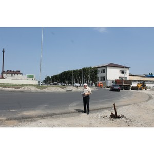 јктивисты ќЌ' в Ѕ– продолжают мониторинг дорожной инфраструктуры региона
