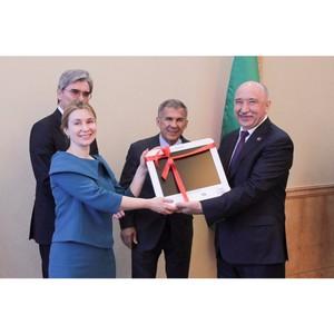 КФУ и «Сименс Здравоохранение» подписали соглашение о сотрудничестве