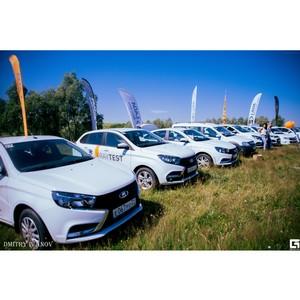 «Балтийский лизинг» выступил партнером проведения «Нива-Феста» в честь юбилея Lada4х4