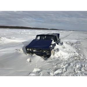 Активисты Народного фронта на Ямале призывают навести порядок на сезонных трассах