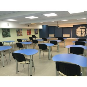 Новый учебный класс в компании «Первый инженер»