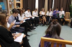 Сотрудники Нижневартовской психоневрологической больницы провели психологический тренинг