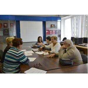 Ветераны Управления Росреестра поделятся своим опытом с молодежью