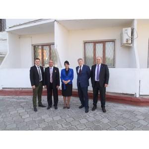 Рабочая группа Университета «Синергия» посетила столицу Республики Таджикистан