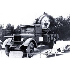 Прожекторы Лыткаринского завода ослепили противника в решающей битве за Берлин