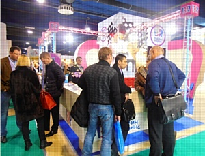 Салон мороженого открылся на международной выставке «Продэкспо-2014»