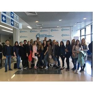Студенты Президентской Академии познакомились с вакансиями Дона
