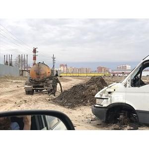 ОНФ в Югре выявил множественные случаи загрязнения территорий ЖКО