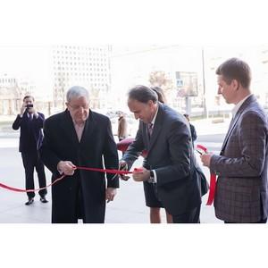 Открывшийся на днях бизнес-центр А класса «Оазис» сдан на 92%