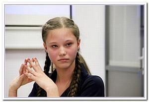 Юные охотники за информацией продемонстрировали таланты