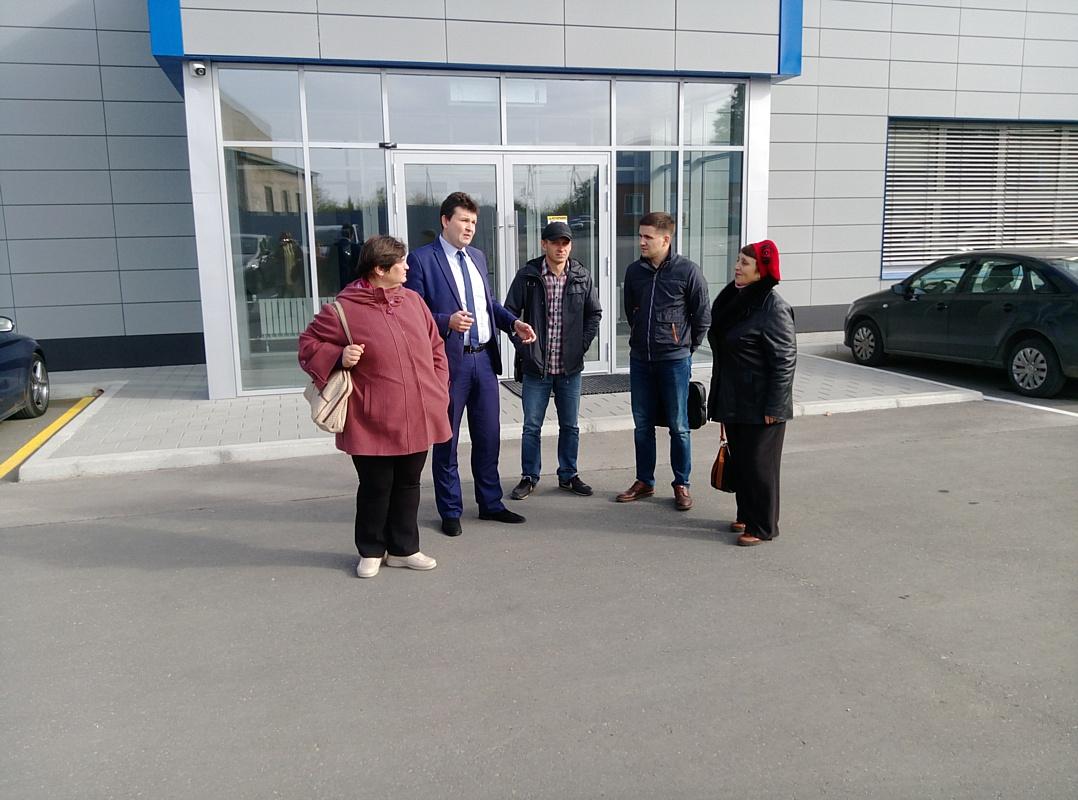 Кроне демонстрирует уникальные производственные возможности своего предприятия в Самаре