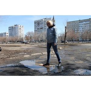 Оренбургские активисты ОНФ добились, чтобы «убитые» участки дорог власти включили в планы ремонта
