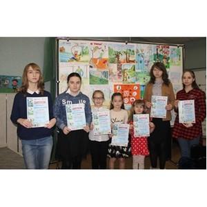 Победители конкурса детских рисунков «Не влезай, убьет!» получили награды