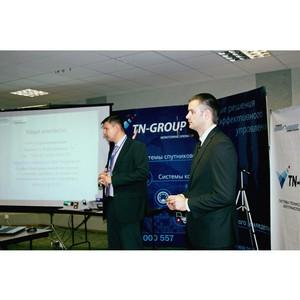 Атол Драйв представил тахограф Drive 5 на конференции в Тамбове