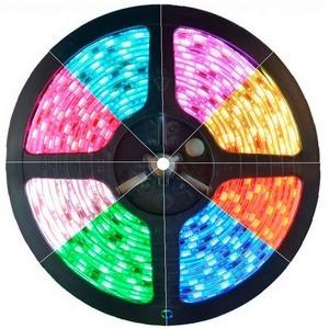 Что такое светодиодная лента 5050 RGB?