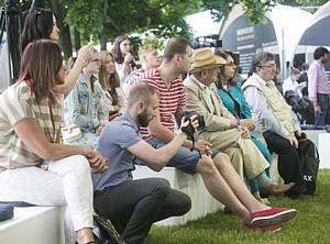 Пресс-конференция, посвященная итогам отборочного тура Bocuse d'Or Europe 2016 в Будапеште