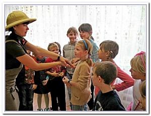 Активисты прихода Петра и Февронии помогают поправиться детям