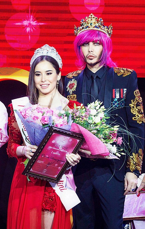 Победительница Miss Moscow Mini 2018 Фатима Шамсутдинова не собирается останавливаться на достигнутом