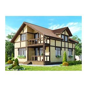 Каркасные дома из Уфы
