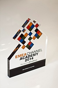 Merlion ��������� �� ��������� ������ Distree EMEA �������  �EMEA Channel Academy: 2014 Awards�
