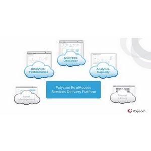 Polycom представляет новую программную инфраструктуру Polycom® RealPresence Clariti™