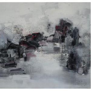 """""""За тысячи верст в облаках"""": выставка художников из Китая"""