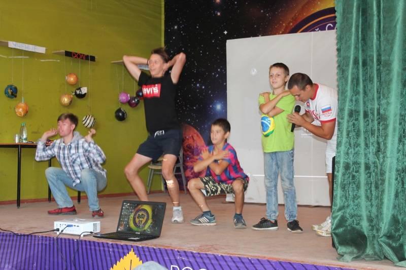 Активисты Народного фронта в Мордовии присоединились к акции «ГТО со звездой»
