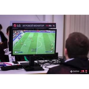 Компания LG выступила техническим партнёром турнира по киберфутболу