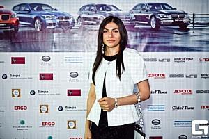 Обновленный модельный ряд BMW презентовали при поддержке Шато Тамань