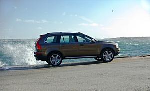 ����� ����� ������ Volvo XC90