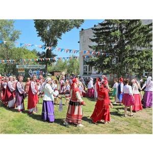 Национальный фестиваль мордовской культуры «Арта» состоялся в Порецком районе Чувашии