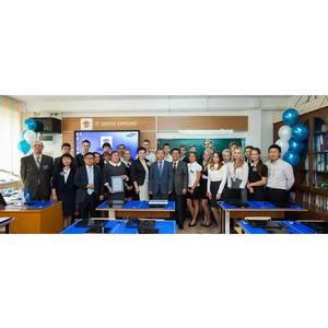 Во Владивостоке состоялось торжественное открытие учебных классов  «IT Школа Samsung»