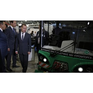 Дмитрий Медведев оценил МК2000