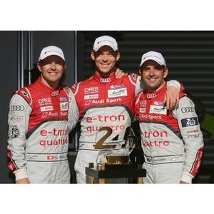 Триумфальная победа на гонке «Ле-Ман 2014»