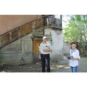 Активисты ОНФ в Кабардино-Балкарии проводят мониторинг аварийных домов, оставшихся без управления