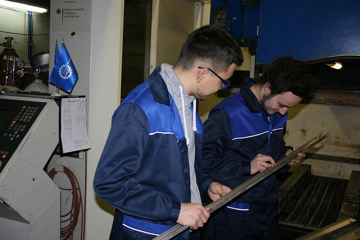 Подготовка будущих лазерщиков в РЦЛТ