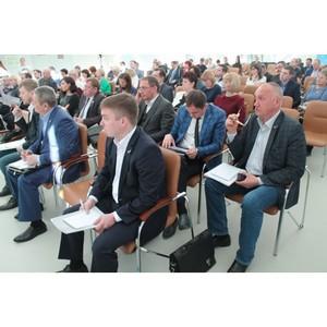 В Первоуральске завершила работу Уральская сессия ОНФ по благоустройству городской среды