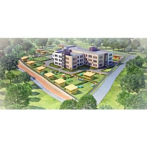 Получено разрешение на строительство первого детского сада с бассейном в ЖК «Одинбург»