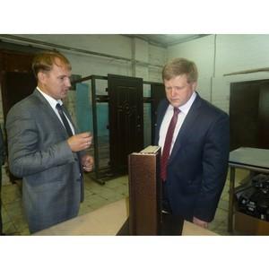 Череповецкое предприятие сегодня представило мэру города собственную уникальную разработку