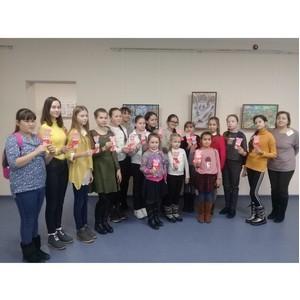 Дом дружбы народов Чувашии приглашает на выставку детского творчества «Зимняя сказка»