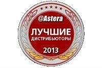Auvix - в топ 20 лучших дистрибьюторов по итогам опроса портала @Astera