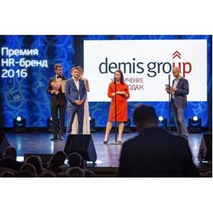 Demis Group – победитель «Премии HR-бренд»