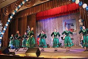 Коллектив ОАО «Саратовнефтегаз» отметил профессиональный праздник