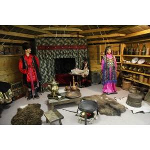В Республике Хакасия представлены уникальные экспозиции из музеев Москвы и Республики Тыва