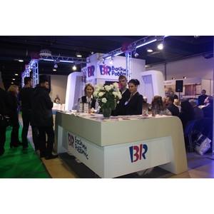 Компания «Баскин Роббинс» - генеральный партнер продовольственной выставки «Продэкспо-2013»