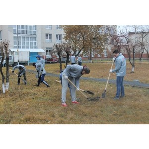 урганские активисты ќЌ' обсудили планы работы по вопросам экологии и защиты леса на 2018 год